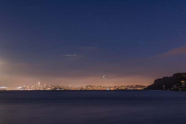 Moonlight over SF (1 of 1)