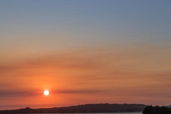 Sunset over Bodega Head (1 of 1)