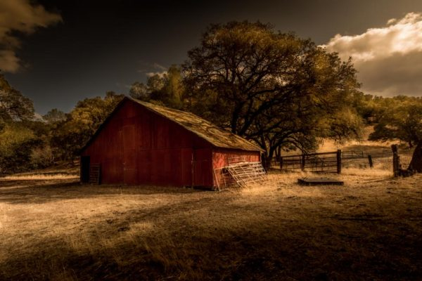 Winters Barn