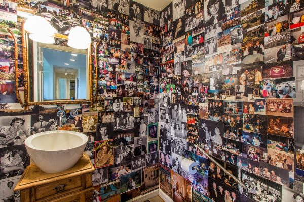 Hollywood Bathroom