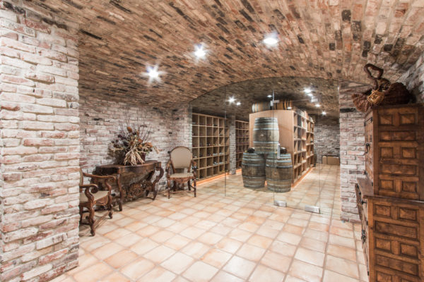 tobia way wine cellar