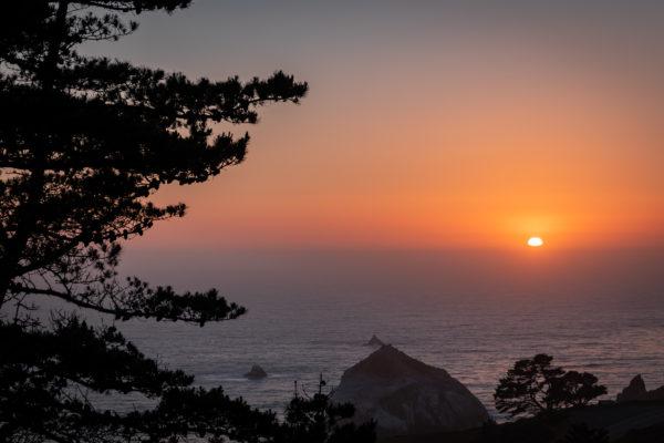 Big Sur Sunset - Web Size (1 of 1)