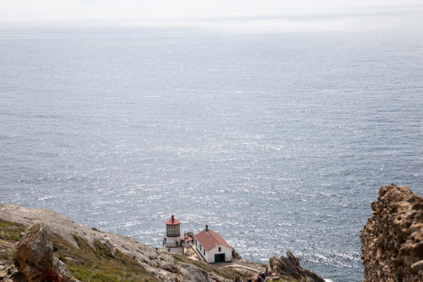 Point Reyes Lighthouse - Landscape Web Size (1 of 1)