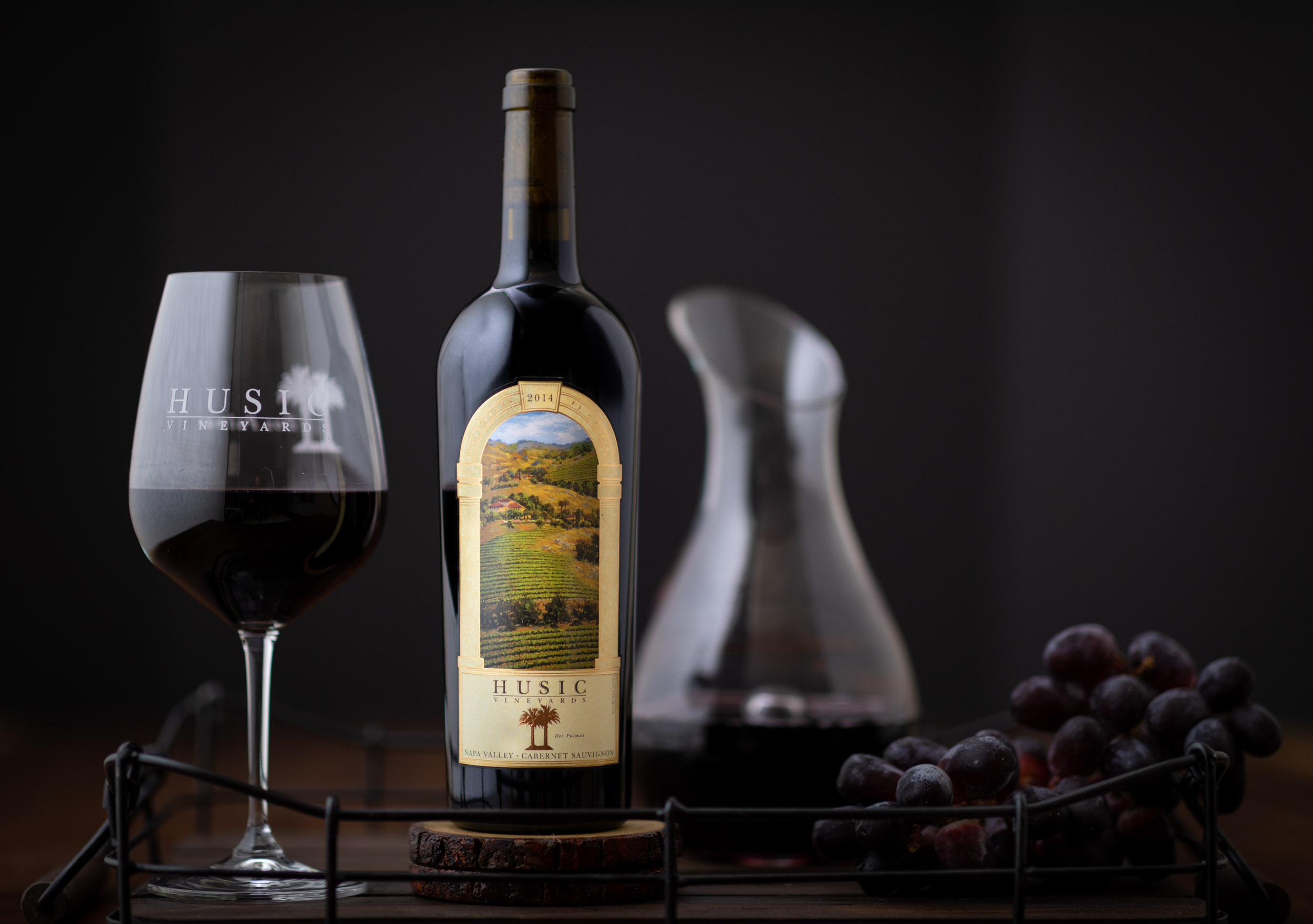 Wine Bottle Photography for Napa Valley and Sonoma County