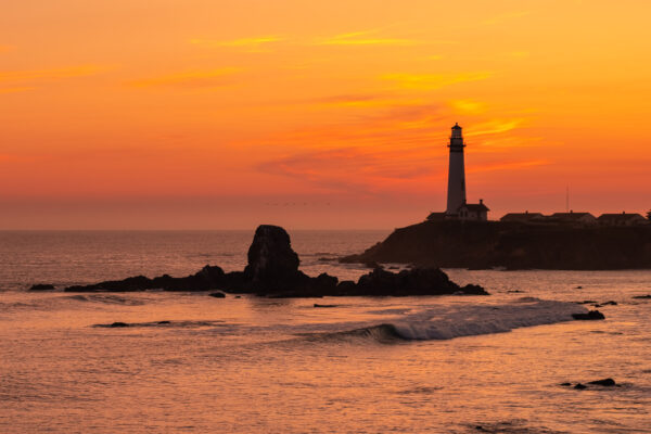 Pigeon Point Lighthouse by Darren Loveland (1 of 1)